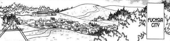 Fuchsania City - Stadt Fuchsania_City_Manga