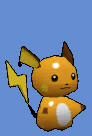 Raichu (Pokémon Rumble U)