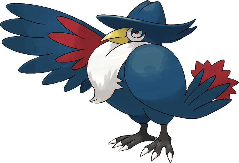 Eure lieblings Pokemon im Competitive Play Sugimori_430