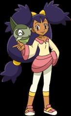 Lilia nackt pokemon Lilia