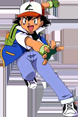Welches Outfit von Ash findet ihr am besten? Anime_Ash