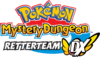 Pokémon Mystery Dungeon Retterteam DX Logo.png