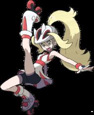 Sannah nackt pokemon Natasha Nice