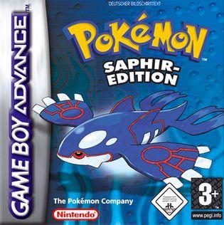 Pokémon Rubin Edition Und Saphir Edition Pokéwiki