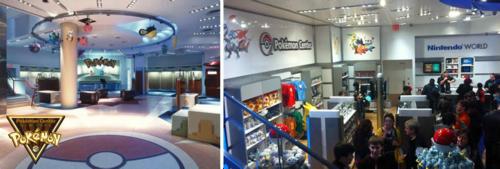 Pokemon Center New York