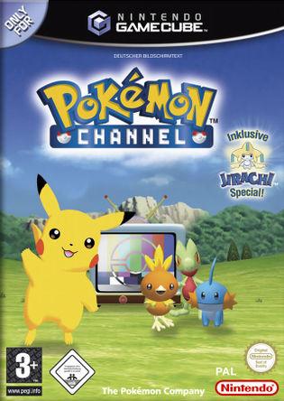 Pokémon Channel Pokéwiki