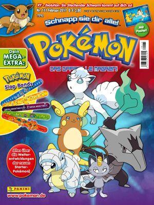 Pokémon Das Offizielle Magazin Pokéwiki