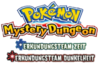 Pokémon Mystery Dungeon Erkundungsteam Zeit und Erkundungsteam Dunkelheit Logo.png