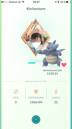 Arena Pokémon Go Pokéwiki