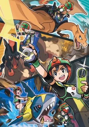 Pokemon y surfer finden