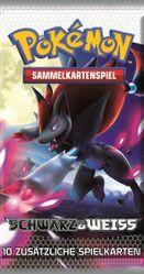 Pokemon Schwarz/&Weiss 91//114 Bisofank Deutsch