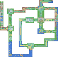 pokemon feuerrot karte Kanto – PokéWiki