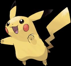 Pikachu Pokéwiki