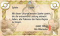 XY Game-Freak-Urkunde (Kalos-Region).png