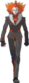 Team Flare-Boss Flordelis