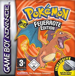 pokemon feuerrot
