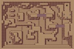 Erstes Untergeschoss der Siegesstraße