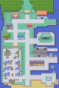 Graphitport City – ausgestorben