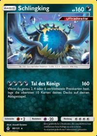 Könige Der Finsternis Karte.Schlingking Grauen Der Lichtfinsternis 80 Pokéwiki