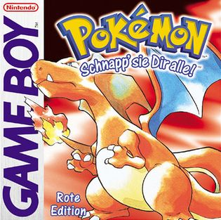 Pokémon Rote Edition Und Blaue Edition Pokéwiki